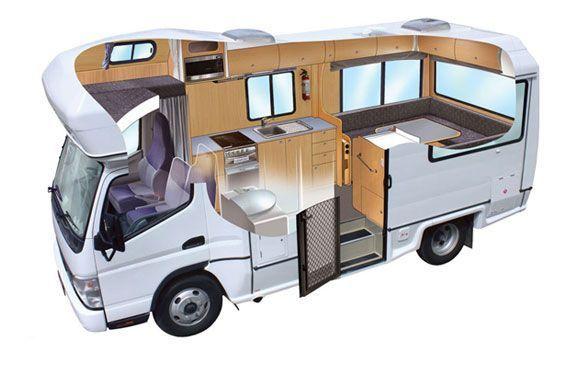 Manawatu Motor Home Campervan Rental Hire